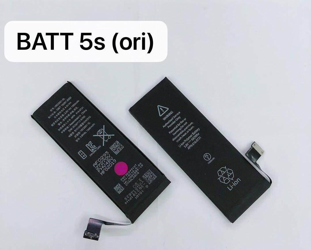 Battery Iphone 5s แบตไอโฟน 5เอส (4 ) 1560 Mah.