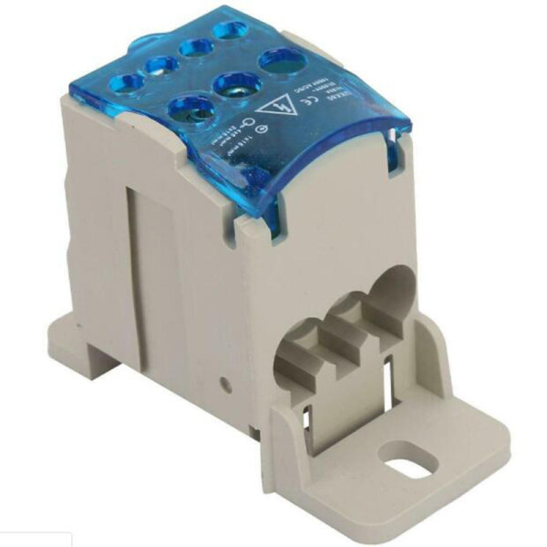 HITN  UKK80A Terminal Block Wire Connector Electrical Junction Box Power Junction Box