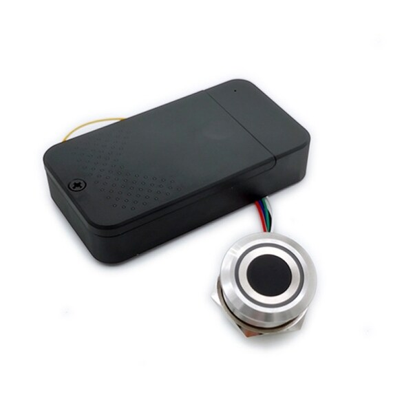 K236/A+R503/S Fingerprint Control Battery Box with Circuit Board Battery Powered Ultra-Low Power Consumption