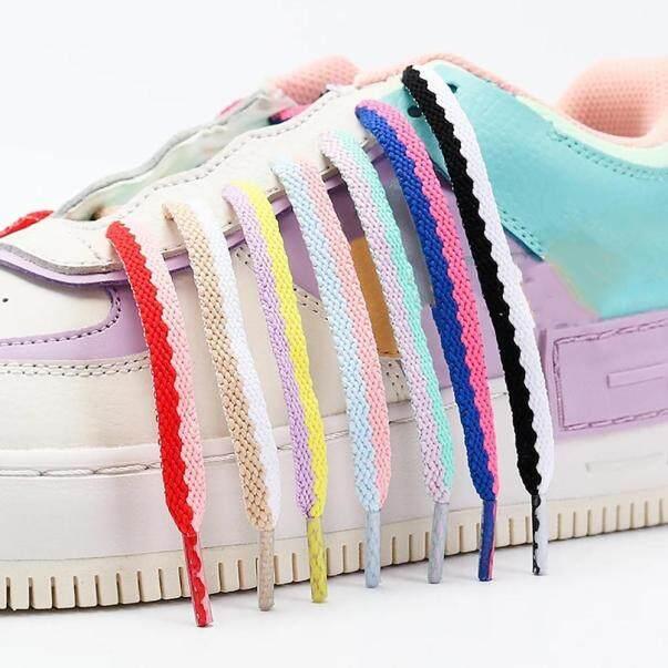 , Giày Vải Bố Đôi Giày Màu Trắng Nhỏ, Dây Giày Dệt Rỗng Phụ Kiện Giày Giày Dây Ren giá rẻ
