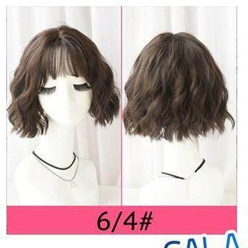 Cala Wigs วิกผม รหัส2019  สี6/4.