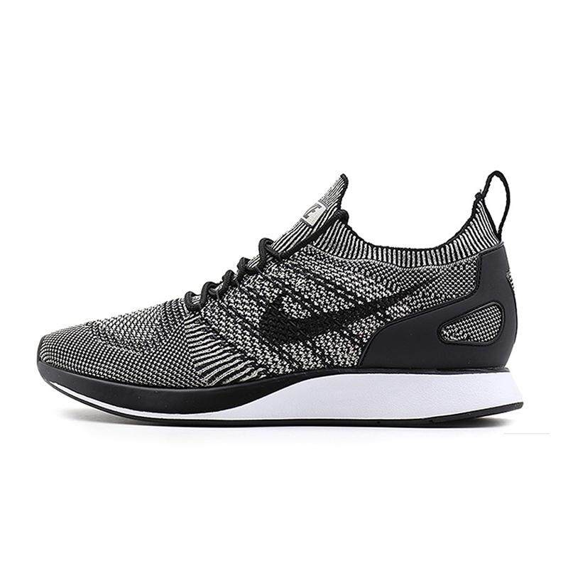 Original Authentic Nike_AIR ZOOM MARIAH Flyknit_Men's Running Shoes Mesh Breathable Sport Outdoor Sneakers New Arrival 918264