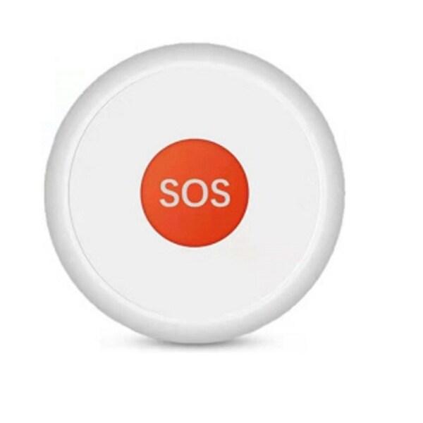 Tuya Zigbeesos Alarm Elderly Pager Guest Room Hospital Nursing Home Emergency Button Warning