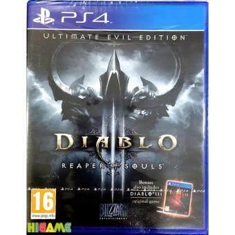 PS4 Diablo 3 Reaper of Souls Ultimate Evil Edition {Zone 2 / EU / English}