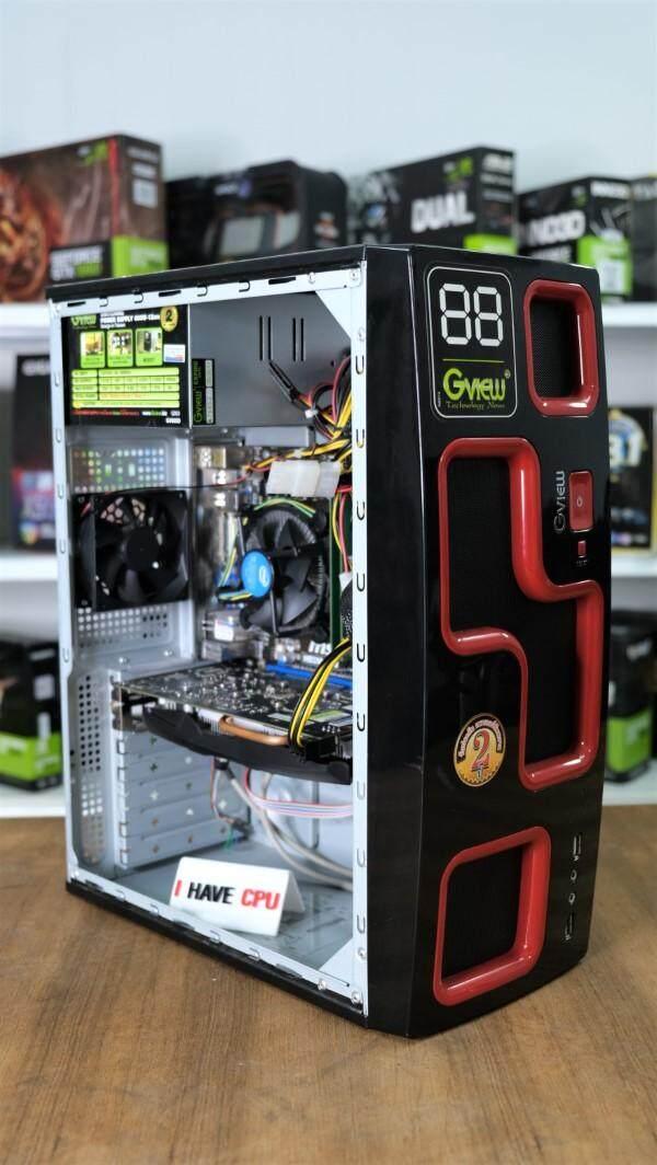 โปรโมชั่่นหนักๆ พร้อมใช้ Intel Core I5-6500 3.6ghz 4c 8t /8gb/gtx 1050ti 4gb /500gb/600w By Ihavecpu.