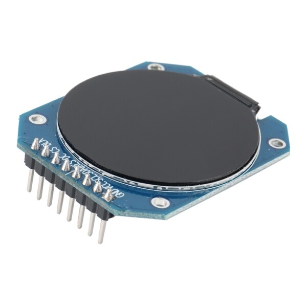 Bảng giá DC 3.3V 1.28 Inch TFT LCD Display Module RGB IPS HD 240X240 Resolution GC9A01 Driver 4 Wire SPI Interface Adapter Board Phong Vũ