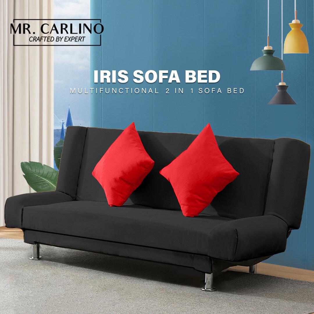 IRIS โซฟา  โซฟาปรับนอน นั่ง เอน นอน โซฟาอเนกประสงค์  SOFA BED (โซฟา 2 ที่นั่ง/โซฟา 3 ที่นั่ง )
