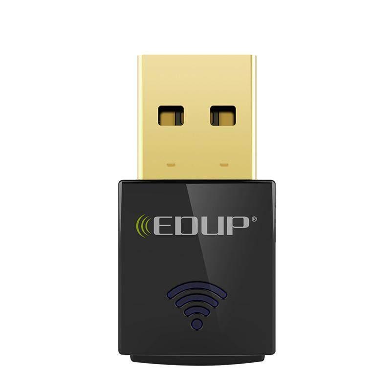 EDUP USB Wifi Adapter 300Mbps 802.11n Wi-Fi Receiver USB Ethernet Adapter Network Card Windows Mac For Notebook Desktop PC