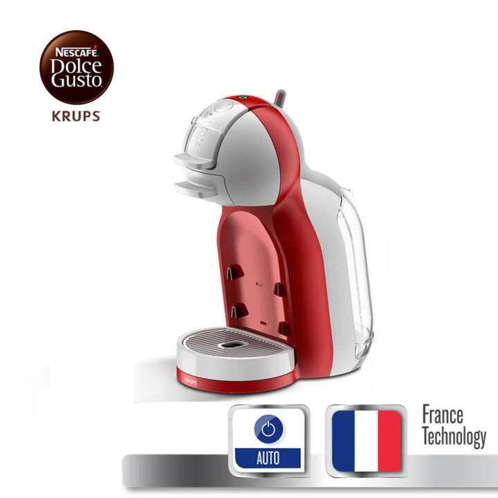 KRUPS Nescafe DoIce Gusto (NDG) เครื่องชงกาแฟแบบแคปซูล รุ่น  MINI ME KP120566