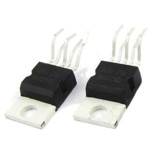 3 Bộ Khuếch Đại Hoạt Động Âm Thanh Đơn Op Amp TDA2030A, Chip IC 5 Chân thumbnail