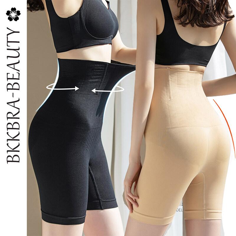 Bkkbra_ Beauty กางเกงซับใน กางเกงผู้หญิง ขาสั้น ไม่รัด ไม่อึดอัด กางเกงซับในเก็บพุง ซับในคนอ้วน Cca60.