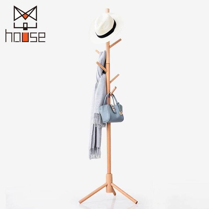 Coat Rack แขวนหมวกและเสื้อโค๊ท ไม้แขวนเสื้อ แขวนหมวกและเสื้อโค๊ท Coat Rack By My-House.