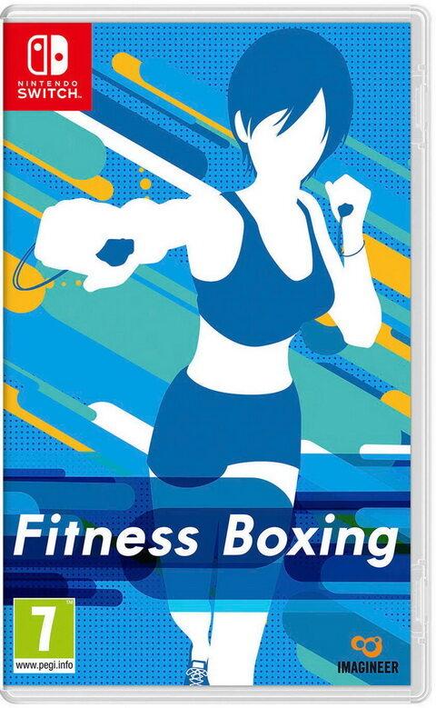 Nintendo Switch Fitness Boxing ( English Zone 2 ).