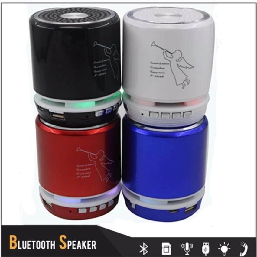 Portable Speaker Bluetooth Mini Speaker ลำโพงบูทูทแบบพกพา T-2308a By Autospeed.