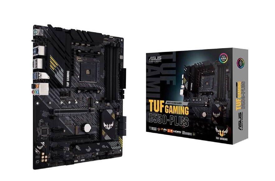 Mainboard Asus Tuf B550-Plus Gaming Am4 (by Pansonics).
