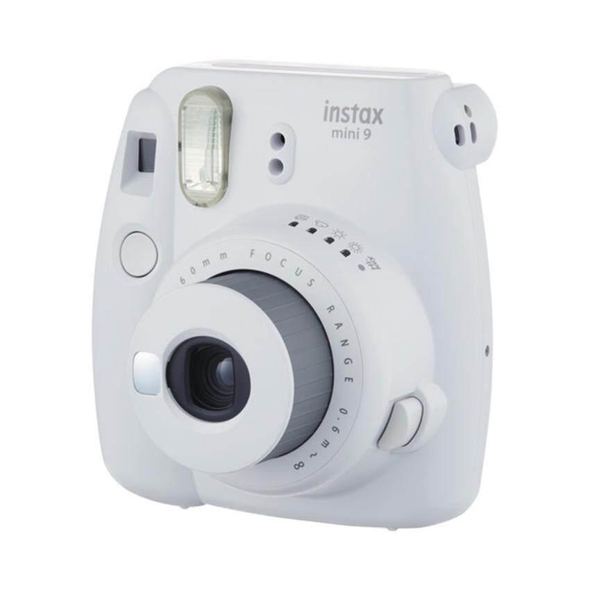 Fujifilm Instant Camera กล้องอินสแตนท์ /กล้องโพลารอยด์ รุ่น Instax Mini 9 (ประกันศูนย์ฟูจิฟิลม์ไทยแลนด์ 1 ปี /polaroid Camera).