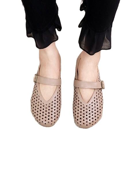 รองเท้าคัชชู Mira รองเท้าระบายอากาศ 2สี พร้อมส่งจากกทม.