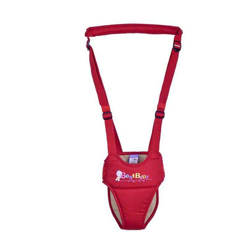BEST BABY Kids Guardian Baby Learning Walk Assistant Baby Walker Baby Child Protection Belt Child Carrier Boy Girl Toddler Red