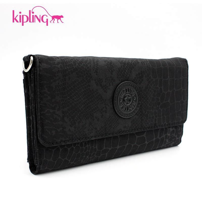 Kipling กระเป๋า กระเป๋าสตางค์ กระเป๋าคล้องแขน กระเป๋าสตางค์คล้องแขน รุ่น Ac7619.
