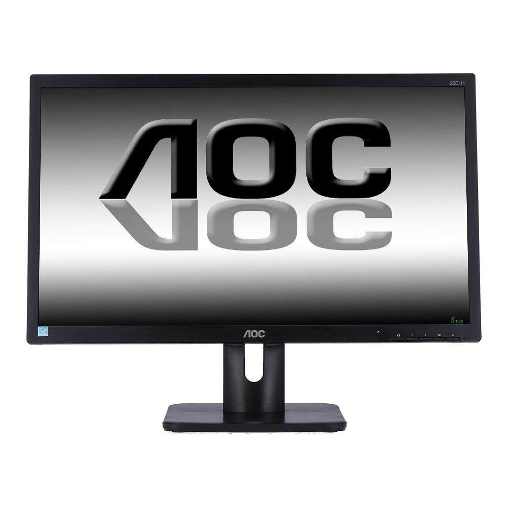 โปรโมชั่น จอมอนิเตอร์ Monitor (จอมอนิเตอร์) Aoc 22e1h/67 21.5  Tn 60hz   จอคอมพิวเตอร์ยี่ห้อไหนดี.