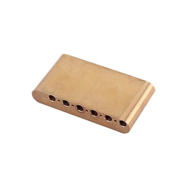 74mm Brass Tremolo Block Guitar Bridge Parts for Stratocaster Electric Guitar Block Sustain Bridge Malaysia