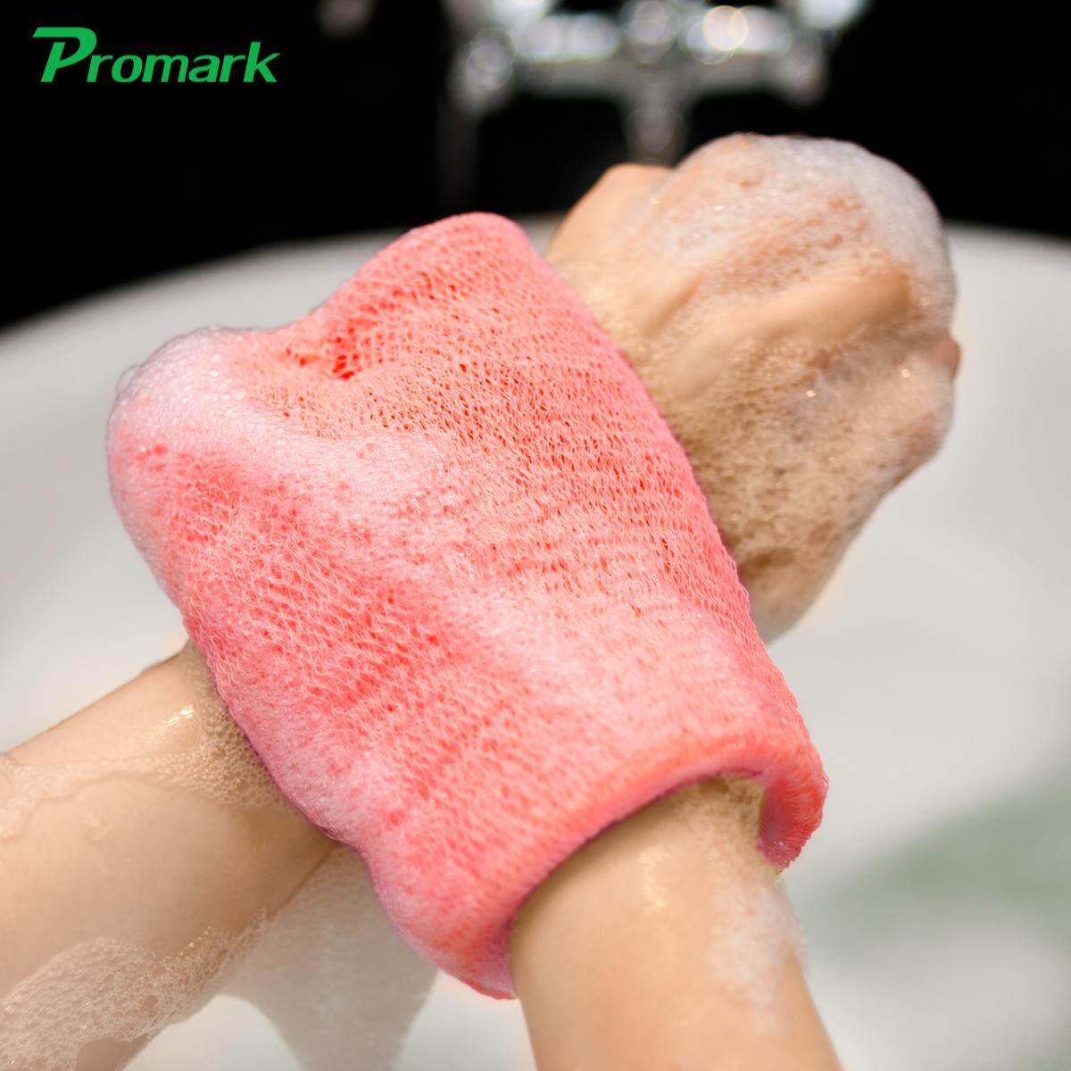 Promark ใยถูตัว ใยขัดผิวคละแบบ 1 ชิ้น Bath Shower Loofah By Promark Sports.