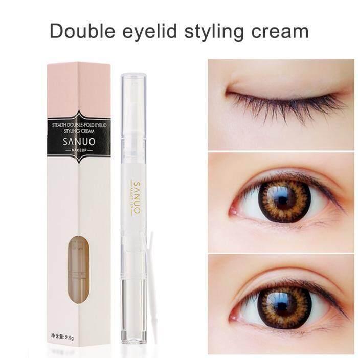 SANUO ครีมเจล บิวตี้ ครีมบิ๊กอาย เปลือกตาสองชั้น ตาสองชั้น สวย ธรรมชาติ SANUO Double Eyelid Styling Cream Gel Beauty Big Eyes Cream