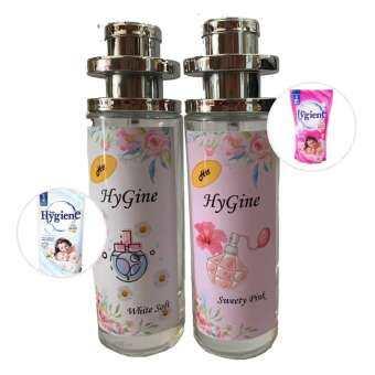 น้ำหอมกลิ่นน้ำยาปรับผ้านุ่ม(ไฮจีน) ขนาด 30 ml. หอมนาน8-12ชม.-