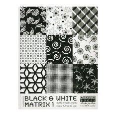 ราคา Black White Matrix 1 Arkivia Books Arkivia Books ไทย