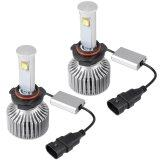 ซื้อ 9006 Hb4 6000K Auto Led Headlight Conversion Kit 80W 7200Lm Cree Led Light Bulb ถูก Thailand