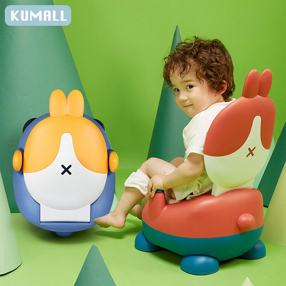 รีวิว KUMALL โครกเคลื่อนที่สำหรับเด็ก Children water closet กระโถนนั่งเด็ก ชัก เป็นที่รองชักโครกได้ กระโถนจำลองชักโครก rabbit