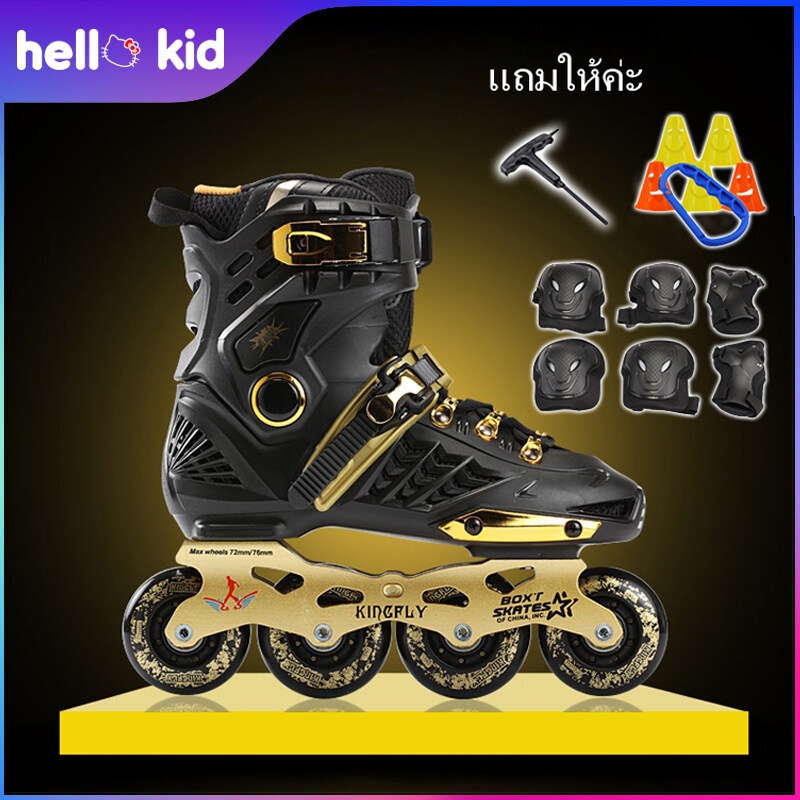 Skates For Adults Rollerblades Inline Roller Skates For Girls And Boys Men And Ladies.