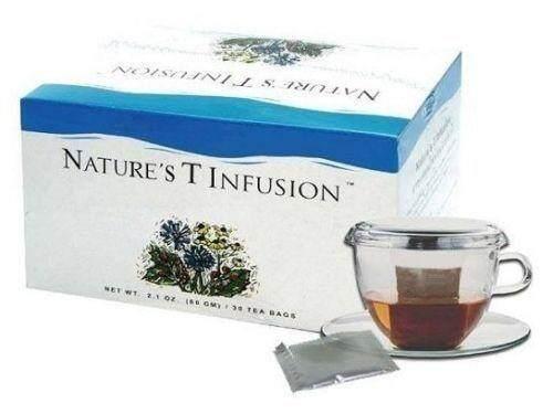 ชาสมุนไพร ชาล้างสารพิษ Nature's T Infusion Unicity บรรจุ 30 ซอง (1 กล่อง )