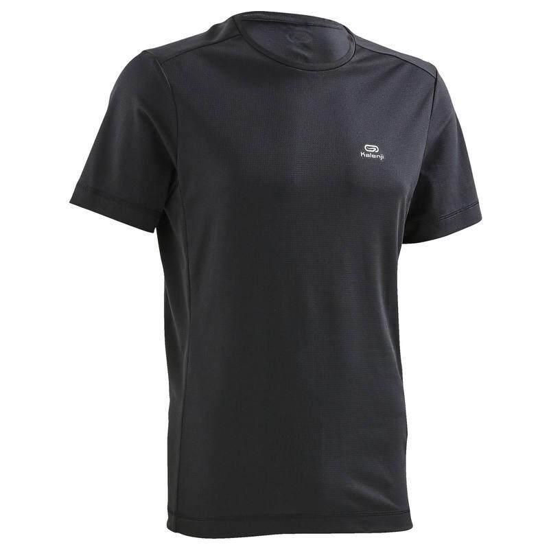 เสื้อยืดใส่วิ่งสำหรับผู้ชายรุ่น Run Dry (สีดำ) By Thirty Oneshop.