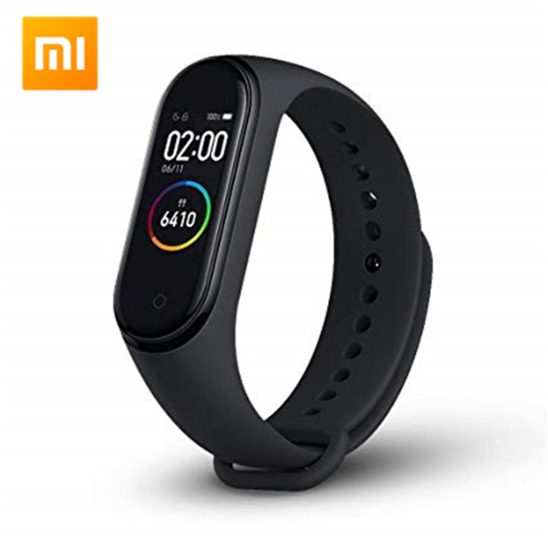 Global Version Xiaomi Mi Band 4 Smart Bracelet Amoled Screen Miband 4 Fitness Traker Bluetooth Sport Waterproof Smart Band In Stock.