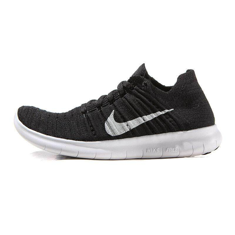 online retailer 05ddc 14c39 nike Free RN Flyknit men s Breathable Running Shoes Sports Sneakers Trainers