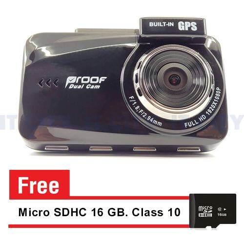 กล้องติดรถยนต์ Proof PF-800