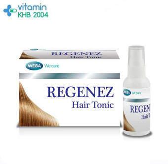 MEGA WE CARE REGENEZ HAIR TONIC SPRAY (30 ml) รีจีเนซ แฮร์โทนิค สเปรย์ สเปร์ยบำรุงเส้นผม