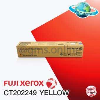 Fuji Xerox CT202249 YELLOW Toner Cartridge for DocuCentre SC2020 ของแท้-