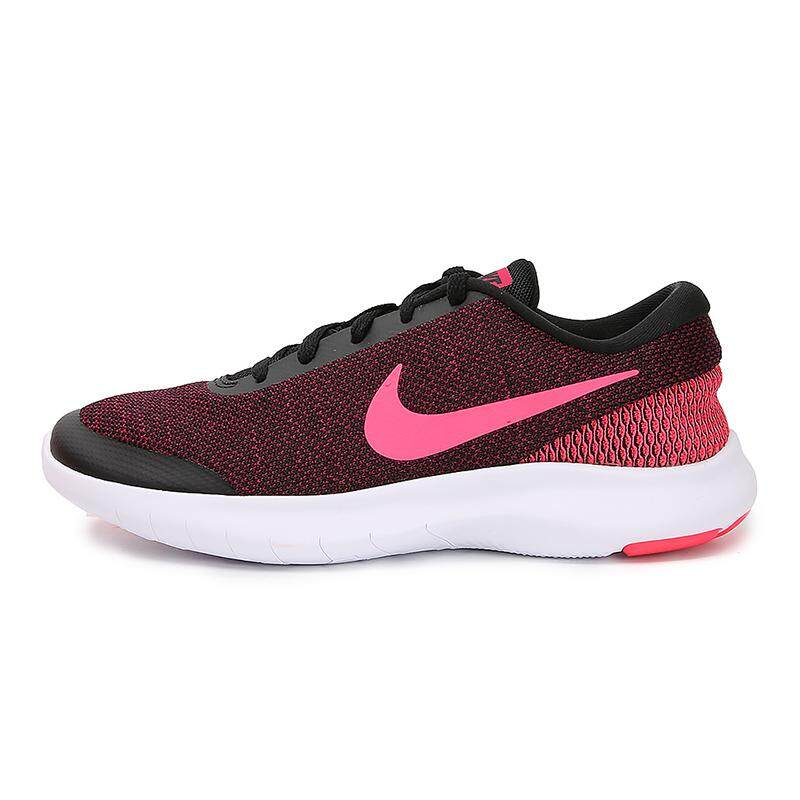 online store 2a90f 31da7 nike FLEX EXPERIENCE R N 7 Women s Running Shoes, Black   Red,Breathable  Wear-