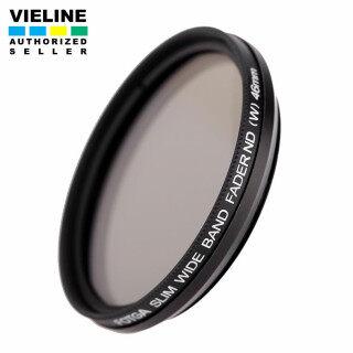 Fotga 46mm Slim Fader Variable ND Filter Adjustable Neutral Density ND2 to ND400 thumbnail