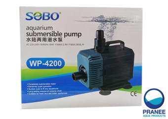 SOBO WP-4200 ปั๊มน้ำ-