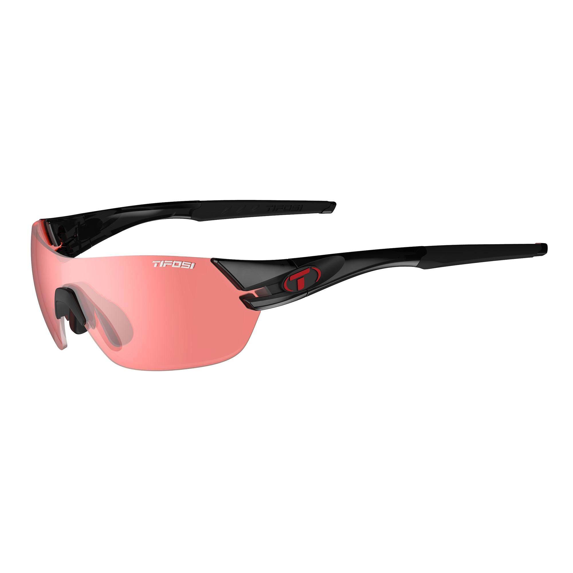 Tifosi Sunglasses แว่นกันแดด รุ่น SLICE Crystal Black (Enliven Bike)
