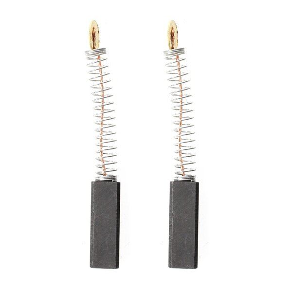 Carbon brush charcoal (1 pair) 6 x 8 x 24 mm electric motor