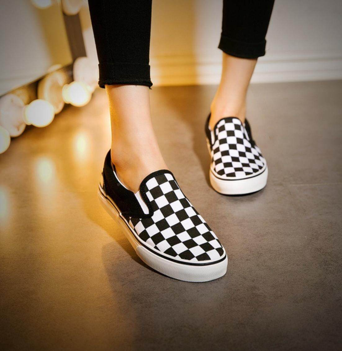 MARIAN รองเท้าผ้าใบผู้หญิง สไตล์แบรนด์ดัง รุ่นฮิต A0158 | Lazada.co.th