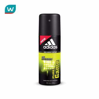 Adidas อาดิดาส เพียว เกม ดิโอ สเปรย์ 150 มล.