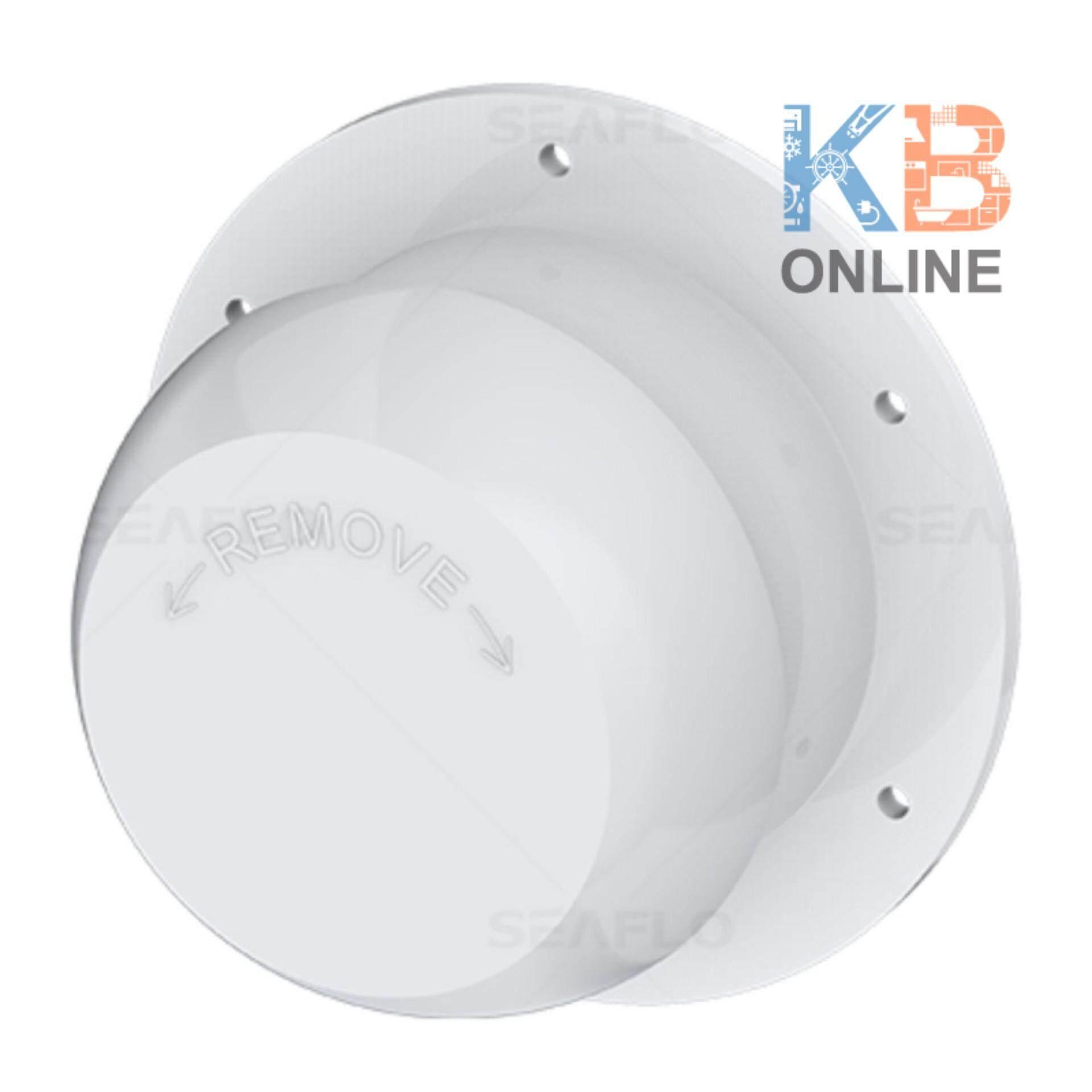 ช่องระบายอากาศ SEAFLO L 134 x H 71 mm สีขาว