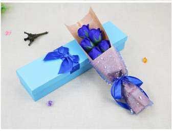 Beauty ชุดของขวัญ ช่อดอกกุหลาบแสนโรแมนติก ขนาด 2x4x14  ค่ะ  รุ่น 11