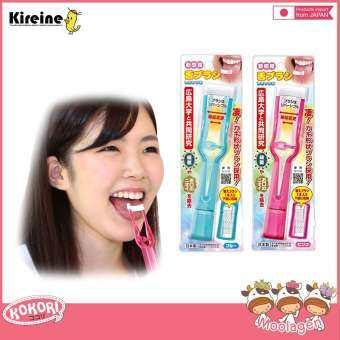 Japan SHITATUTUMI Tongue cleaner Blue ทำความสะอาดลิ้น ลดแบคทีเรียในช่องปาก-