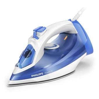 Philips PowerLife เตารีดไอน้ำ รุ่น GC2990/20 (Blue)